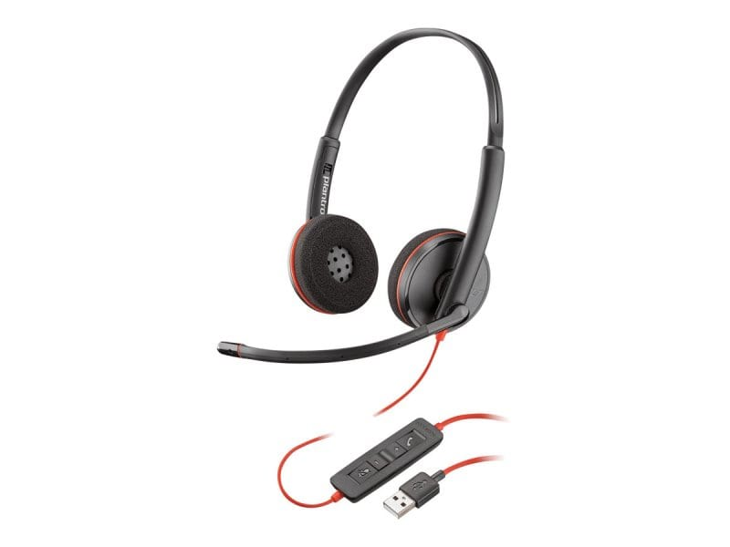 Poly Blackwire C3220 - 3200 Series - Headset
