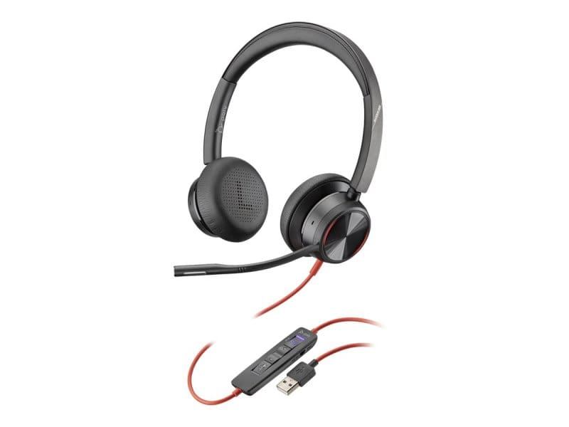 Poly Blackwire 8225-M - Headset - On-Ear - kabelgebunden