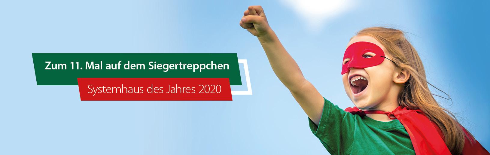 Bestes Systemhaus 2020